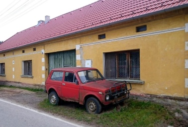 Lada stuck in time